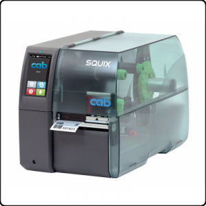 Cab Label Printers SQUIX