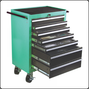 321 Piece Tool Trolley