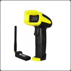 Wireless 2D Barcode Scanner