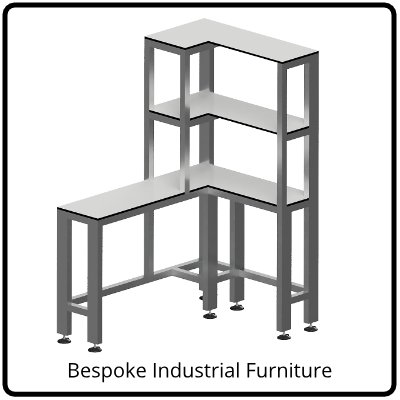 Bespoke Industrial Furniture Systems
