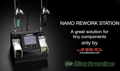 JBC - Nano Rework Station