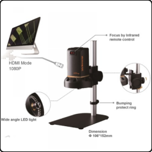 Tabletop HDMI Inspection Microscope